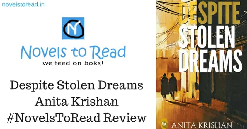 Despite Stolen Dreams review novels