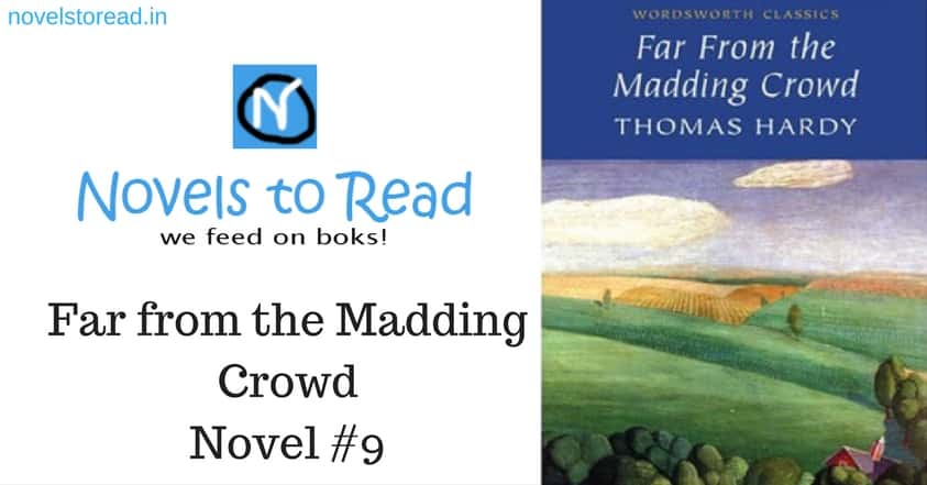 Far from the Madding Crowd NovelsToRead